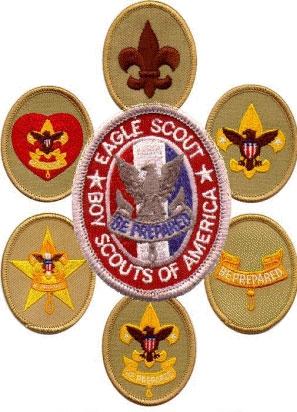 Boy Scout Handbook Fire Building